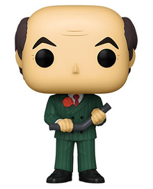 Funko POP! Retro Toys Clue: Mr. Green With Lead Pipe Vinyl Figure