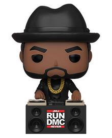 Funko POP! Rocks Run-DMC: Jam Master Jay Vinyl Figure