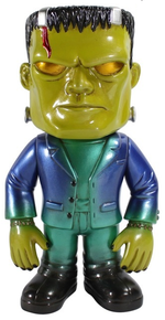 Funko Hikari Universal Monsters: Metallic Frankenstein Gemini Collectibles Exclusive Vinyl Figure - LE 750pcs