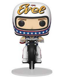 Funko POP! Rides Icons: Evel Knievel On Motorcycle Vinyl Figure