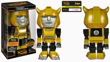 Funko Hikari Transformers: Metallic Bumblebee Vinyl Figure - LE 2000pcs