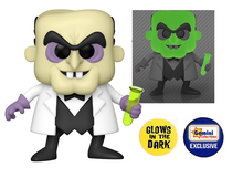 Funko POP! Animation Underdog: Glow In The Dark Simon Bar Sinister Gemini Collectibles Exclusive Vinyl Figure