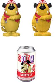 Funko Soda Hanna Barbera: Muttley Vinyl Figure - 1/6 Chase Variant