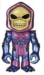 Funko Hikari Masters Of The Universe: Metallic Skeletor Vinyl Figure - LE 2000pcs