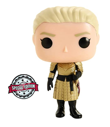 *Bulk* Funko POP! Game Of Thrones: Ser Brienne Of Tarth Vinyl Figure - Special Edition - Case Of 6 Figures