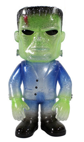 Funko Hikari Universal Monsters: Glitter Shock Frankenstein Vinyl Figure - LE 1200pcs