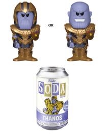 Funko Soda Marvel: Thanos Vinyl Figure - 1/6 Chase Variant