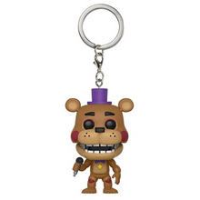 Funko Pocket POP! Keychain Five Nights At Freddy's - Pizzeria Simulator: Rockstar Freddy Vinyl Figure