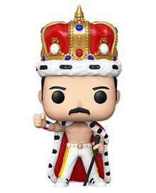 Funko POP! Rocks Queen: Freddie Mercury (King) Vinyl Figure