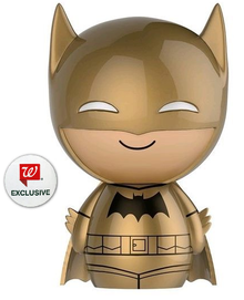 *Bulk* Funko Dorbz DC Comics: Golden Midas Batman Walgreen's Exclusive Vinyl Figure  - Case Of 6 Figures