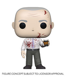 Funko POP! Television The Office: Creed Vinyl Figure - Specialty Series - Chase Variant