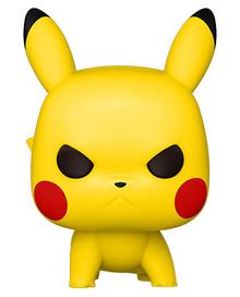 Funko POP! Games Pokemon: Pikachu Vinyl Figure
