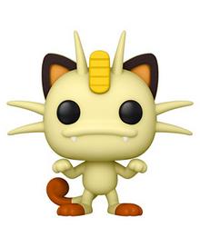 Funko POP! Games Pokemon: Meowth Vinyl Figure