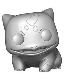 Funko POP! Games Pokemon: Silver Bulbasaur Vinyl Figure