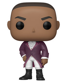 Funko POP! Movies Hamilton: Aaron Burr Vinyl Figure