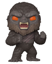 Funko POP! Movies Godzilla vs. Kong: Battle-Ready Kong Vinyl Figure