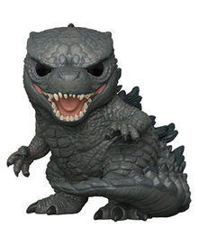 Funko POP! Movies Godzilla vs. Kong: Godzilla 10 Inch Vinyl Figure - Only 3 Available