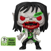 2021 ECCC Funko POP! Marvel: Zombie Morbius Exclusive Vinyl Figure - ECCC Sticker