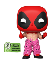 2021 ECCC Funko POP! Marvel: Deadpool Exclusive Vinyl Figure - ECCC Sticker