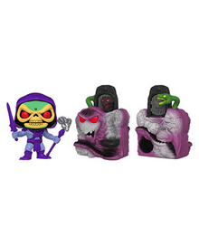 Funko POP! Towns Masters Of The Universe: Skeletor With Snake Mountain Vinyl Figure