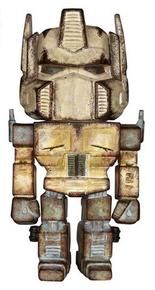 *Bulk* Funko Hikari Transformers: Distressed Optimus Prime Vinyl Figure - LE 1000pcs - Case Of 2 Figures