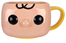 *Bulk* Funko POP! Home Peanuts: Charlie Brown Ceramic Mug - Case Of 4 Mugs