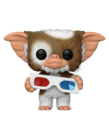 Funko POP! Movies Gremlins: Gizmo With 3-D Glasses Vinyl Figure