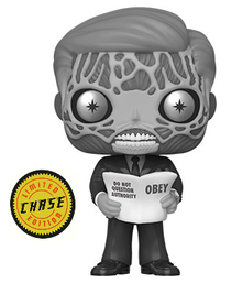 Funko POP! Movies They Live: Alien Vinyl Figure - Chase Variant