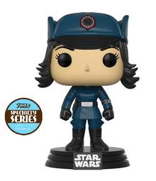 Funko POP! Star Wars Episode VIII - The Last Jedi: Rose In Disguise Vinyl Figure - Specialty Series - Damaged Box / Paint Flaw