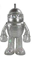 *Bulk* Funko Hikari: Glitter Forcefield Gigantor Gemini Collectibles Exclusive Vinyl Figure - LE 700pcs - Case Of 2 Figures