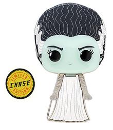 Funko POP! Pins Universal Monsters: Bride Of Frankenstein Enamel Pin - Chase Variant