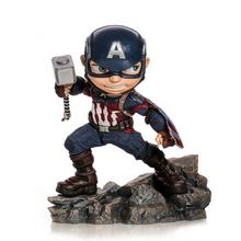 Iron Studios Minico Marvel Avengers Endgame: Captain America Vinyl Figure