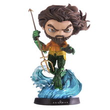 Iron Studios Minico Deluxe DC Comics Heroes: Aquaman Vinyl Figure