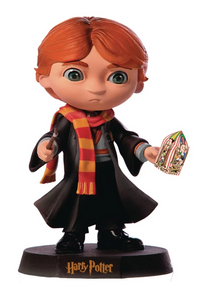 Iron Studios Minico Harry Potter: Ron Weasley Vinyl Figure