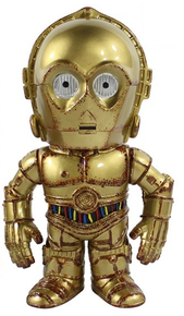 *Bulk* Funko Hikari Star Wars: Rusty C-3PO Gemini Collectibles Exclusive Vinyl Figure - LE 500pcs - Case Of 2 Figures