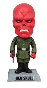 *Bulk* Funko Marvel Captain America: Red Skull Wacky Wobbler Bobblehead - Case Of 6 Figures