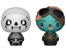 *Bulk* Funko Pint Size Heroes Fortnite: Skull Trooper & Ghoul Trooper Vinyl Figure 2 Pack - Case Of 12  - Only 4 Available
