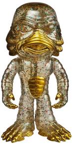 *Bulk* Funko Hikari Universal Monsters: Gold Secret Base Creature From The Black Lagoon Gemini Collectibles Exclusive Vinyl Figure - LE  500pcs  - Case Of 2 Figures