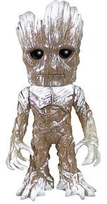 *Bulk* 2015 SDCC Funko Hikari Marvel: Frosted Groot 10 Inch Exclusive Vinyl Figure - LE 1000pcs  - Case Of 2 Figures