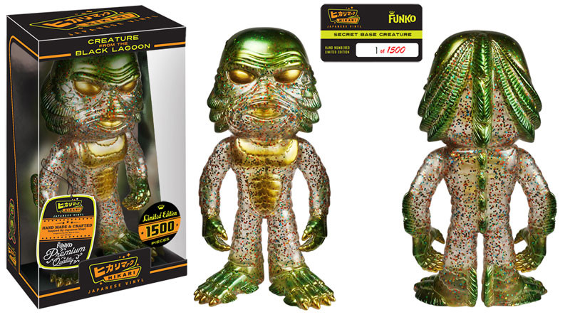 Are creature from the black lagoon figure are not