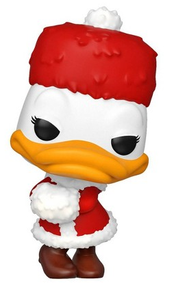 Funko POP! Disney: Holiday Daisy Duck Vinyl Figure