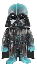 Funko Hikari Star Wars: Lightning Darth Vader Vinyl Figure - LE 1500pcs