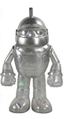 Funko Hikari: Glitter Forcefield Gigantor Gemini Collectibles Exclusive Vinyl Figure - LE 700pcs