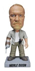 Funko Television The Walking Dead: Merle Dixon Wacky Wobbler Bobblehead
