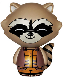 Funko Dorbz Marvel Guardians Of The Galaxy: Rocket Raccoon Vinyl Figure