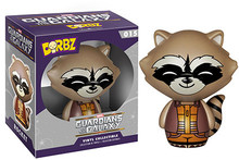 Funko Dorbz Marvel Guardians Of The Galaxy: Rocket Raccoon Vinyl Figure - Clearance