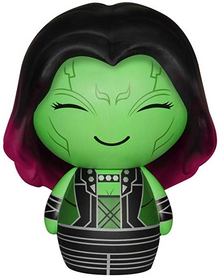 Funko Dorbz Marvel Guardians Of The Galaxy: Gamora Vinyl Figure