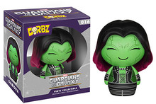 Funko Dorbz Marvel Guardians Of The Galaxy: Gamora Vinyl Figure - Clearance