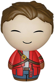 Funko Dorbz Marvel Guardians Of The Galaxy: Unmasked Star-Lord Vinyl Figure