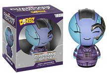 Funko Dorbz Marvel Guardians Of The Galaxy: Nebula Vinyl Figure - Clearance